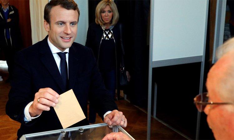 Macron vence eleição francesa em Minas Gerais com mais de 90% dos votos https://t.co/XgEX1JExQl