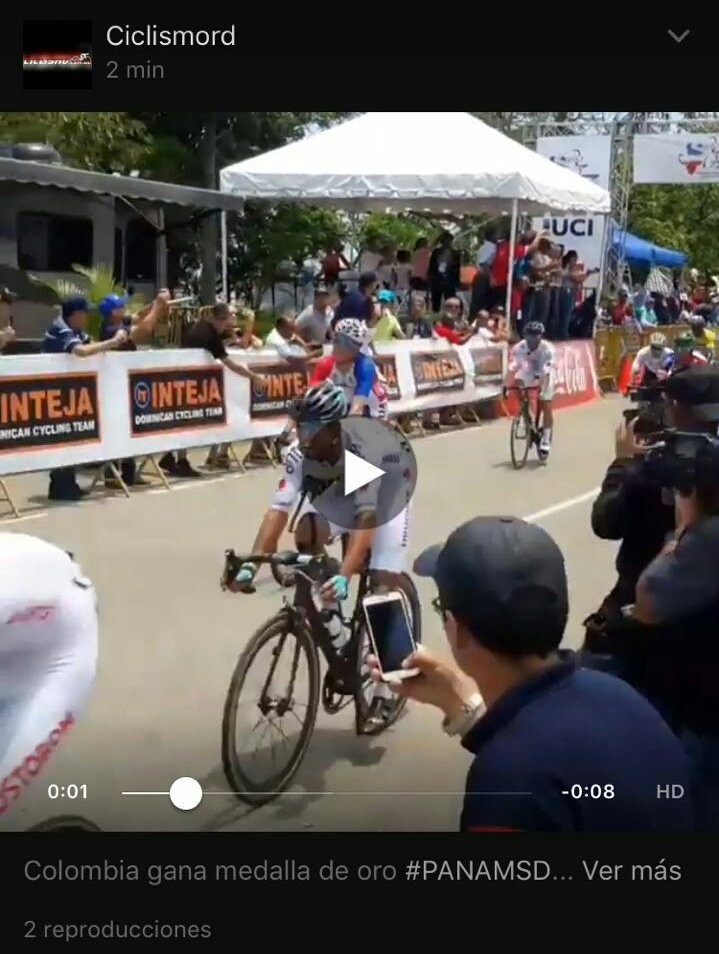 Victorias UCI Colombianas - 2017 C_PWFIzXYAAcV_e