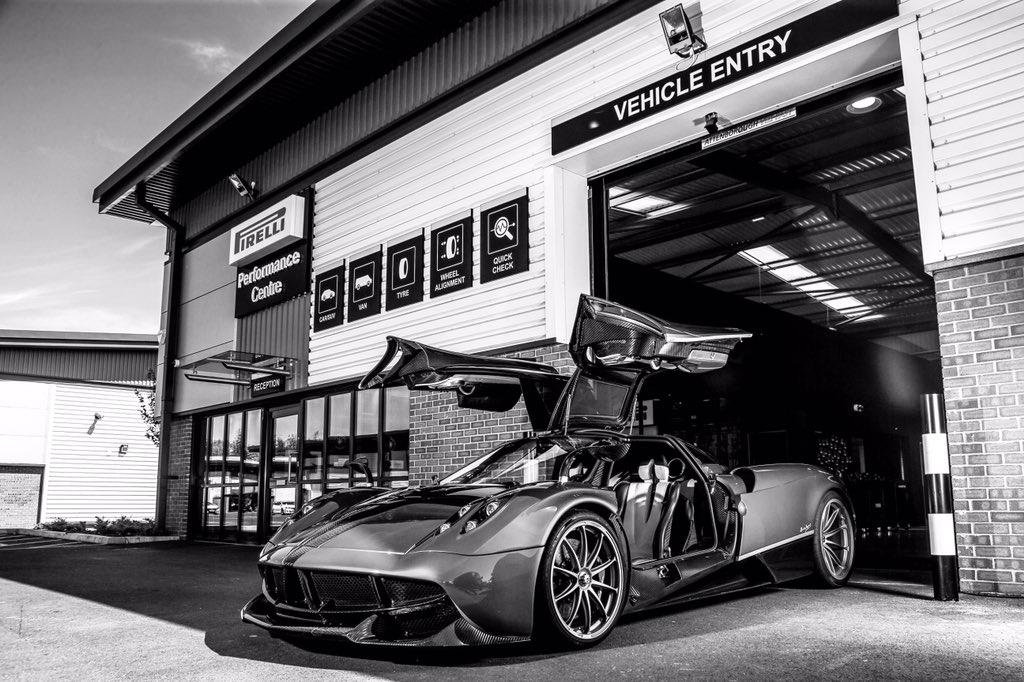 Pagani Automobili (@OfficialPagani) | Twitter