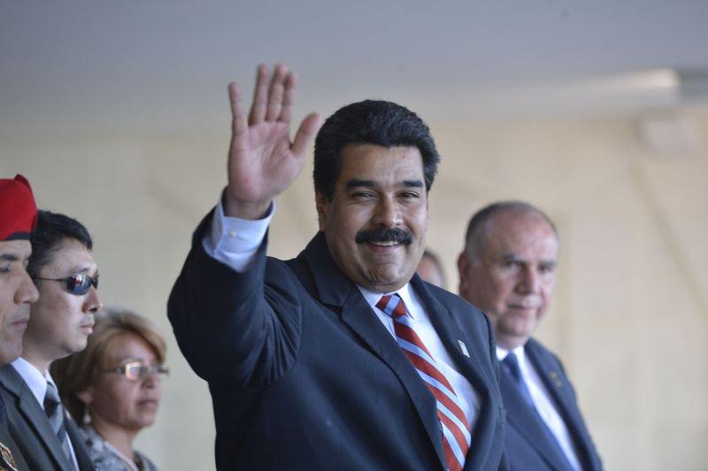 Maduro nomeia Samuel Moncada novo chanceler da Venezuela. https://t.co/N9gTQWdlP8 (📷 José Cruz/Agência Brasil )