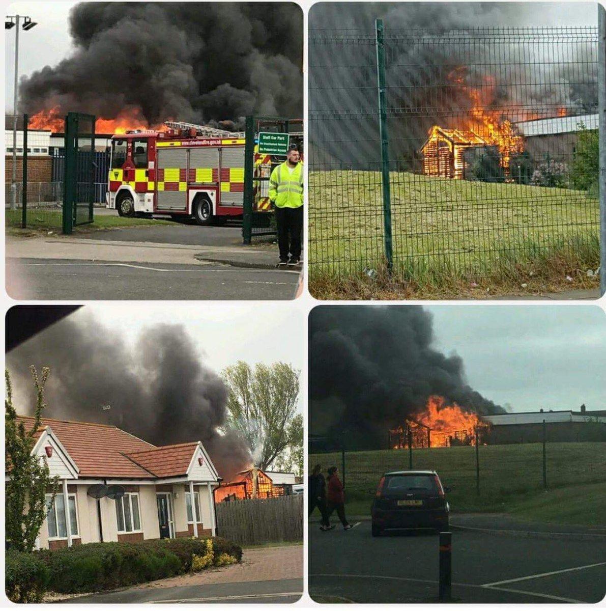 Head Teacher Devastated By School Fire Tyne Tees Itv