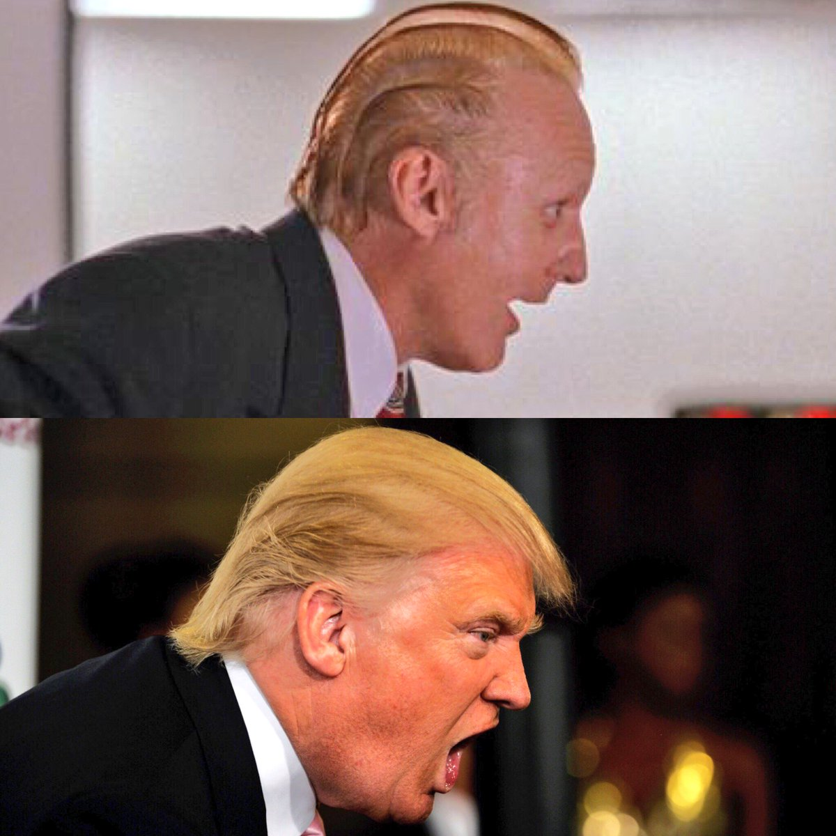 "Matt Ranaudo on Twitter: ""One is the Commander-In-Chief, the other is King  Koopa from Super Mario Bros. Can you tell who's who?? #presidential #trump  #mario #twins… https://t.co/G1jZRxwrw2"""