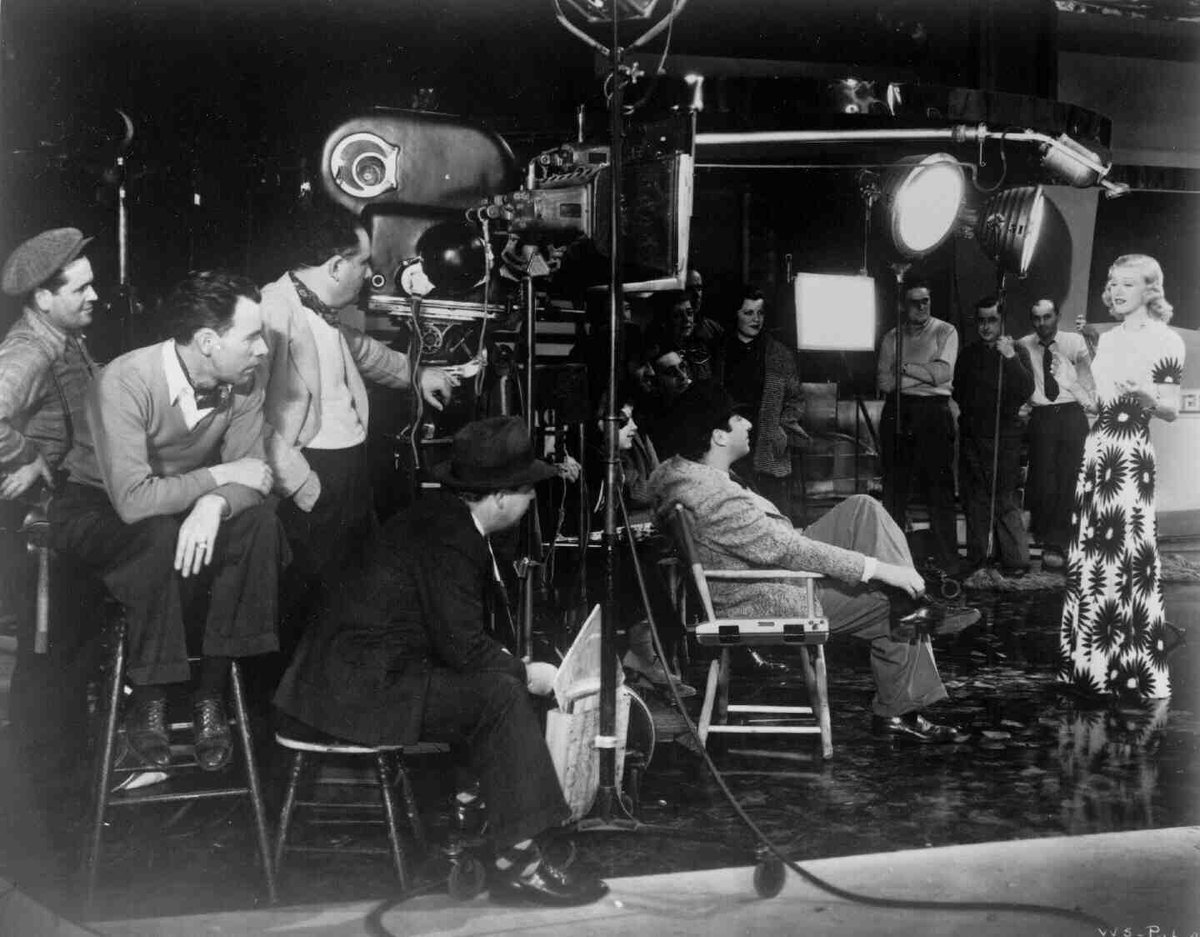 Ucla Film Television Archive On Twitter Fred Astaire Ginger Rogers George Gershwin And Crew Behind The Scenes Of Shall We Dance 1937 Which Opened 80 Years Ago Https T Co 17x3azifoi