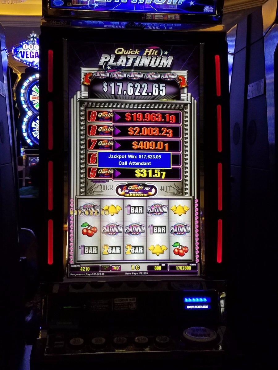 Detroit casino progressive jackpot winner