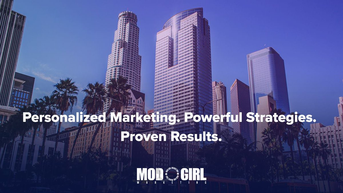 Do you follow @ModGirlMktg on Facebook yet? Like for our take on #InboundMarketing news & our latest free resources! https://t.co/CEG2V5y6DE