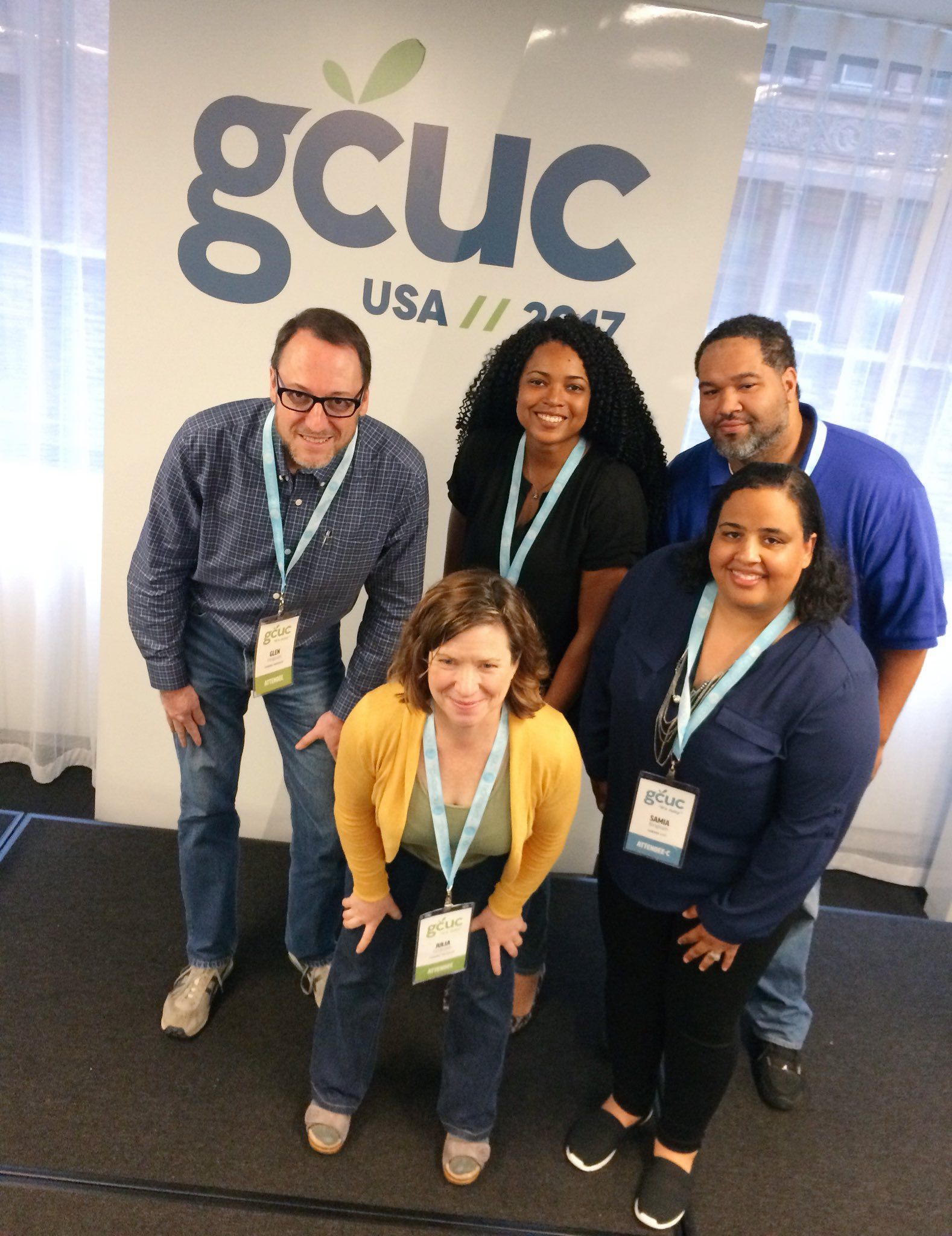 Great time connecting & collaborating with fellow #Maryland based #coworking communities at @GCUCUSA! #GCUC #MDbiz https://t.co/rKQoYltR0O