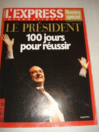 A disposition pour relecture ;) #Chirac #Elysee #Président #Projet #Promesses #réalité #actions<br>http://pic.twitter.com/Y9OaxHNAKe