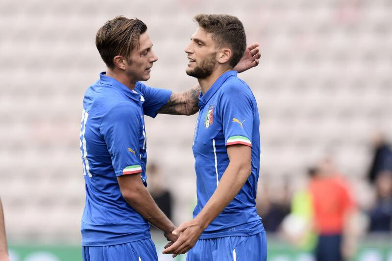#PremiumSport: #Bernardeschi: Me and #Berardi together? Absolutely yes, he is a great talent and I wish him the best&quot; #Inter want both!<br>http://pic.twitter.com/IclalfiNaF