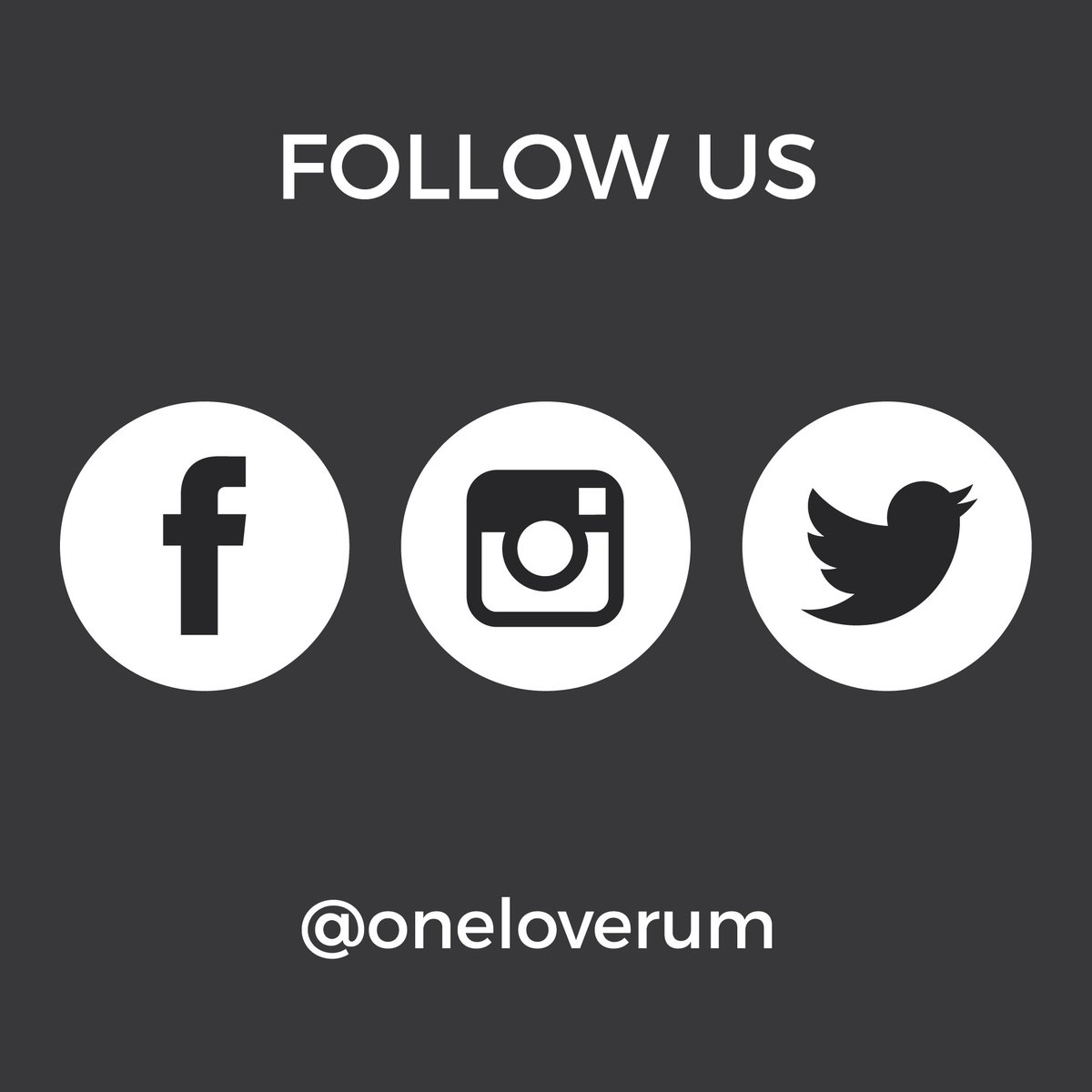 One Love Rum On Twitter Follow Us On Facebook Instagram And Twitter Oneloverum