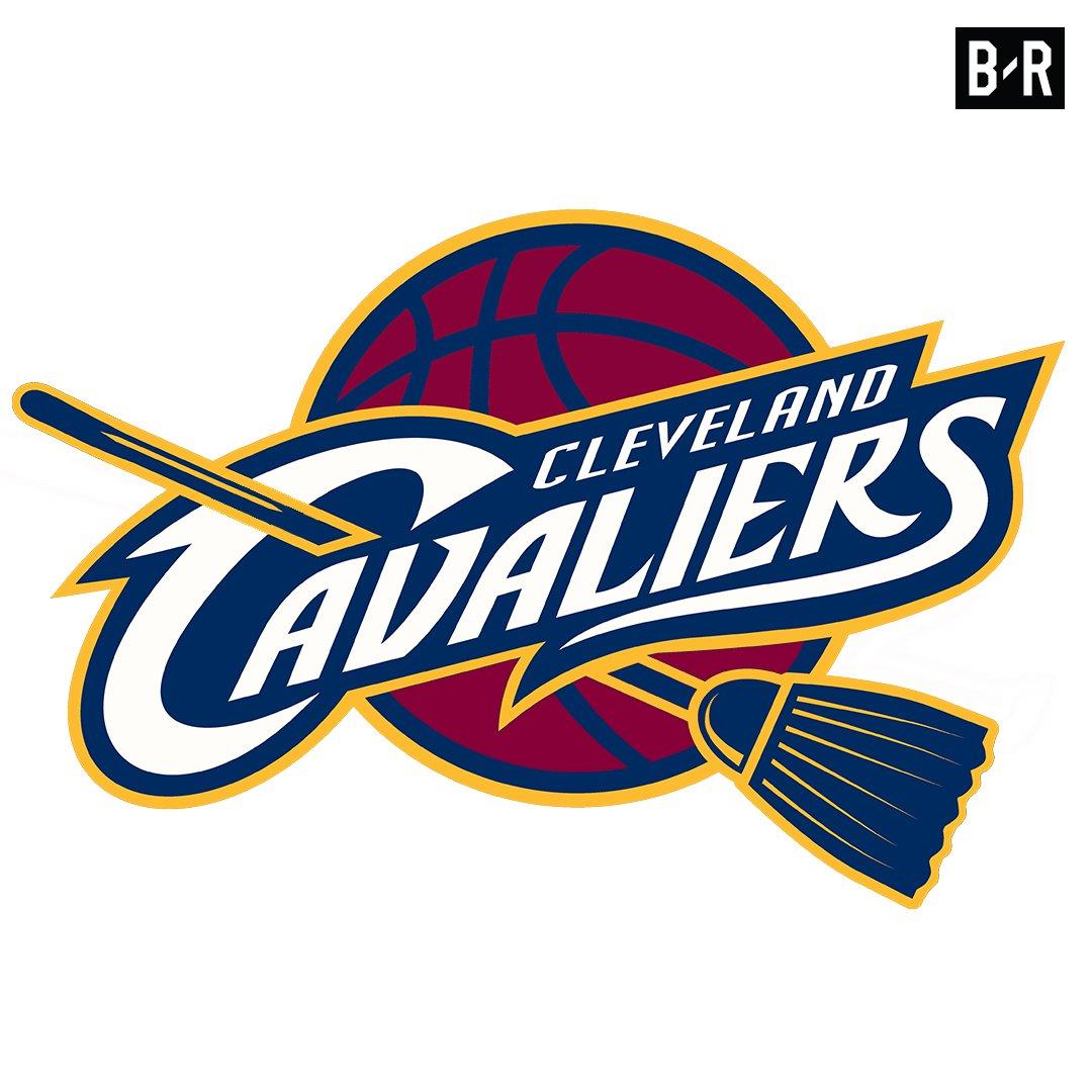 bleacher report on twitter cleveland sweeps toronto cavs new logo