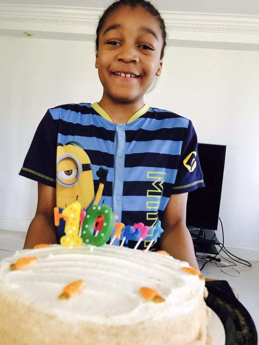 Uebert Angel on Twitter HAPPY 10th BIRTHDAY to you my son LEVI