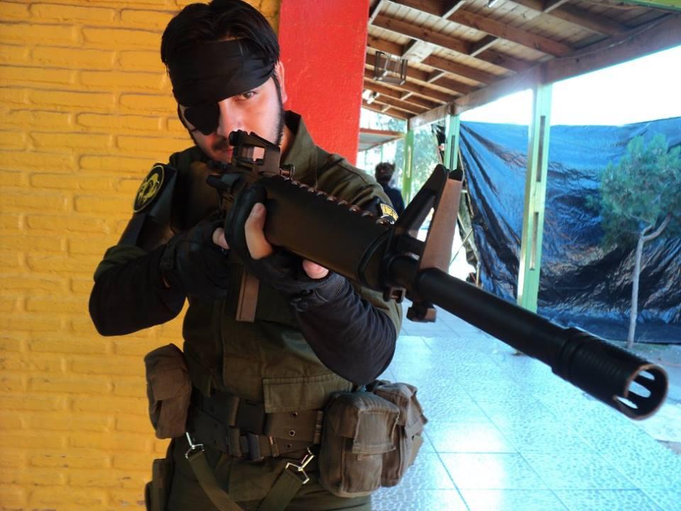 Bernardo Gavilán On Twitter Msf Soldier Msf By Johnny Akiba Snake