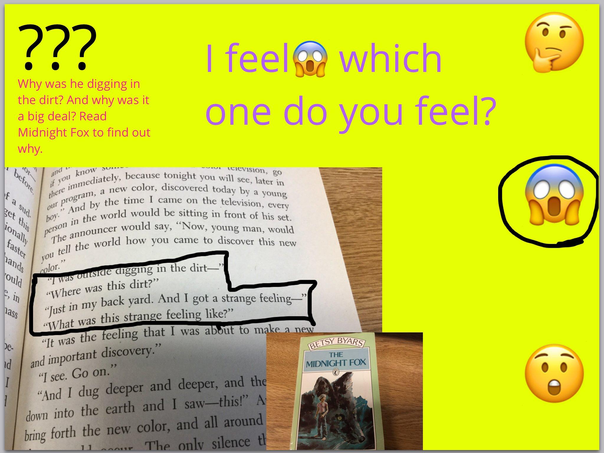 #booksnapswk2 #booksnaps KN_4Vo sharing Midnight Fox by #betsybyars @verovoig #betl https://t.co/Wf5ks5U0SZ