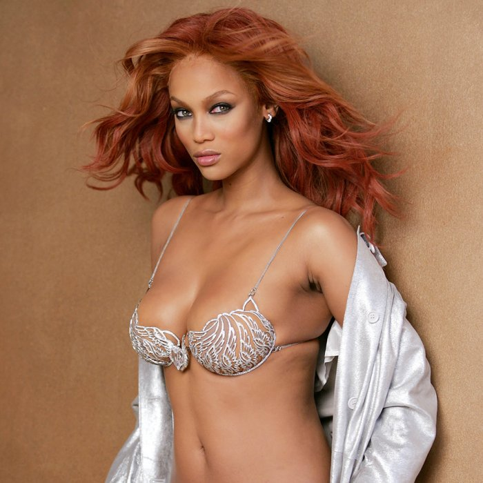 """Tyra Banks Victoria S Secret 2018: Victoria's Secret On Twitter: """"- 2004, Tyra Banks With The"""