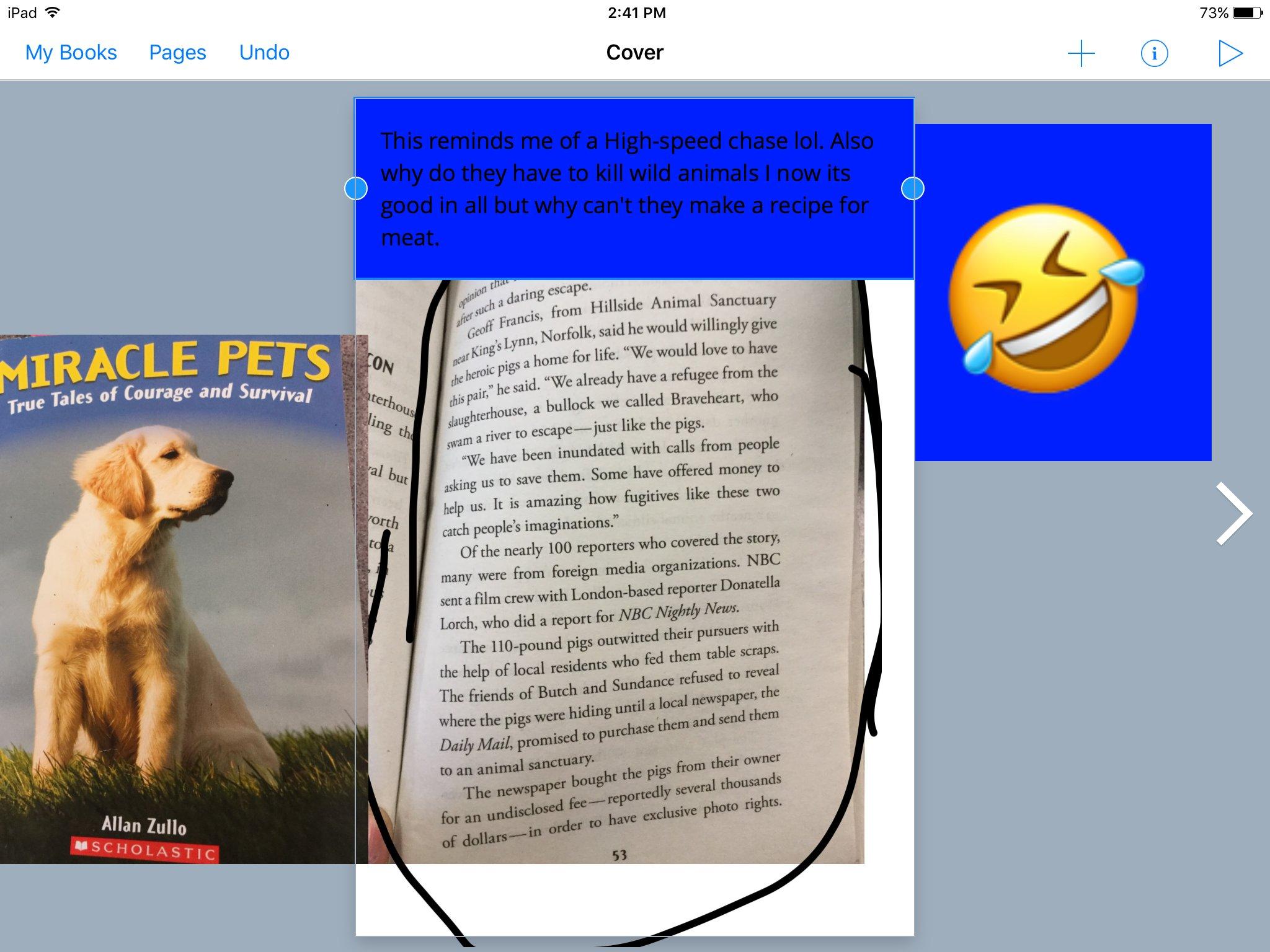 #booksnapswk2 #booksnaps JZ_4Vo @verovoig #betl https://t.co/6Ec5ILX9b7