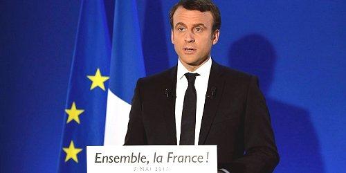【無料公開】仏大統領選でマクロン氏が勝利、ルペン氏下す-史上最年少39歳