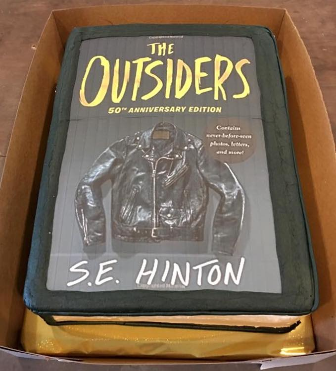 The Outsiders House On Twitter Did You See Cake That