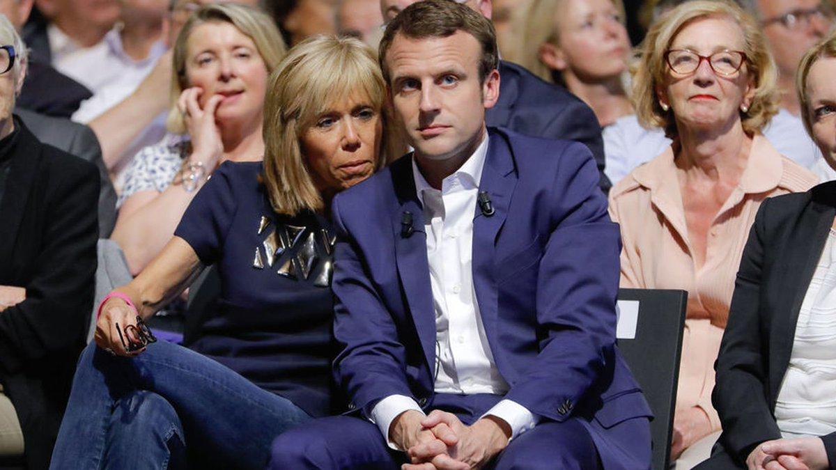 Elezioni Francia: il neo presidente francese Macron