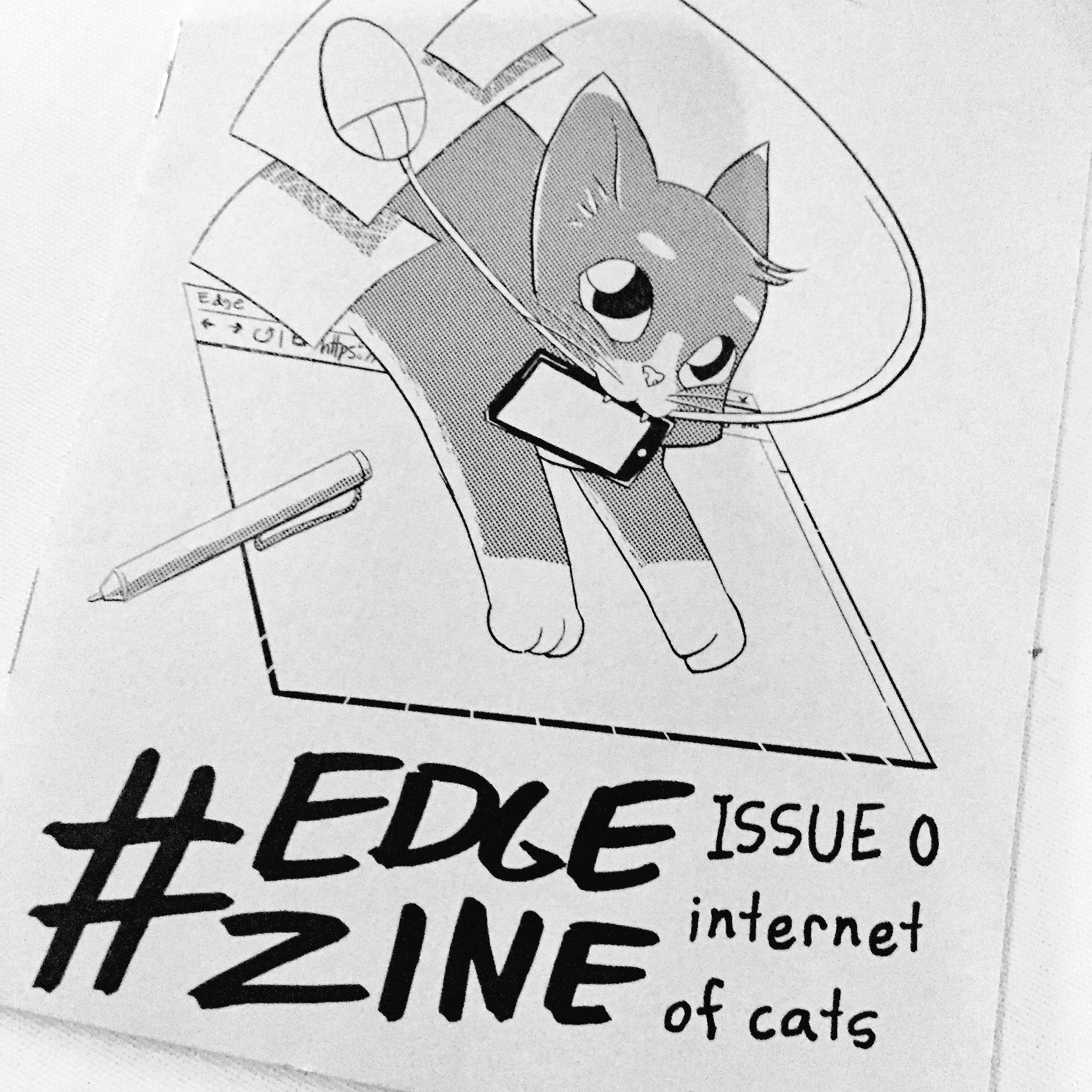 I got a super cool zine from @rachelnabors at #respond17 😍 https://t.co/dSZEUE3q68