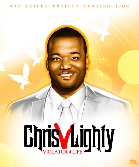 Happy Birthday Chris Lighty! Gone but not forgotten R.I.P.    May 8, 1968 - August 30, 2012    :