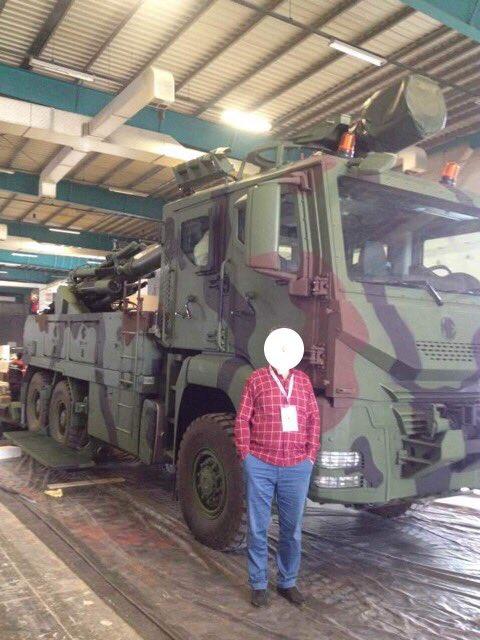 تركيا تكشف عن النظام المدفعي التركي  MKE Yavuz C_SOu3kXkAA_5-3
