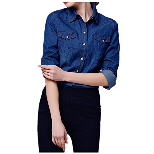 jeansbluse hashtag on Twitter