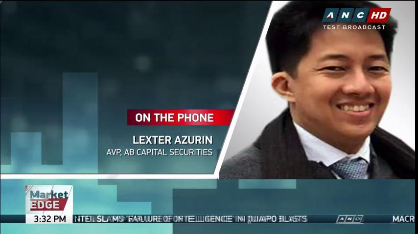 ABS CBN News Channel Azurin Given The Strong Demand In Terms Of Volume Growth Petron Its Really Upward Projection MEWCY