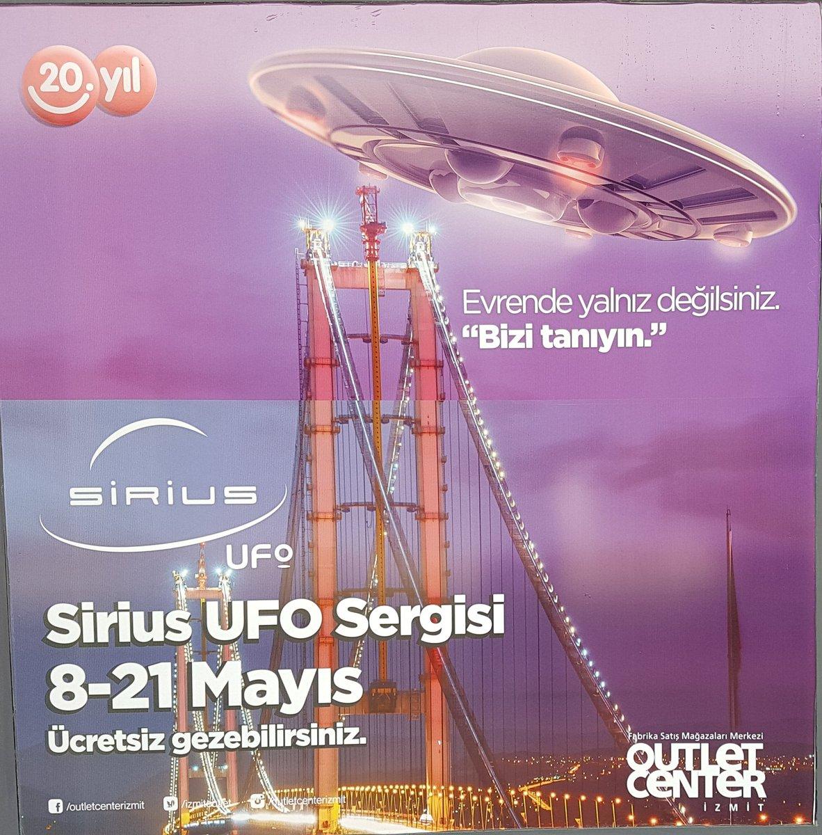 İzmit'te Sirius UFO Sergisi 79