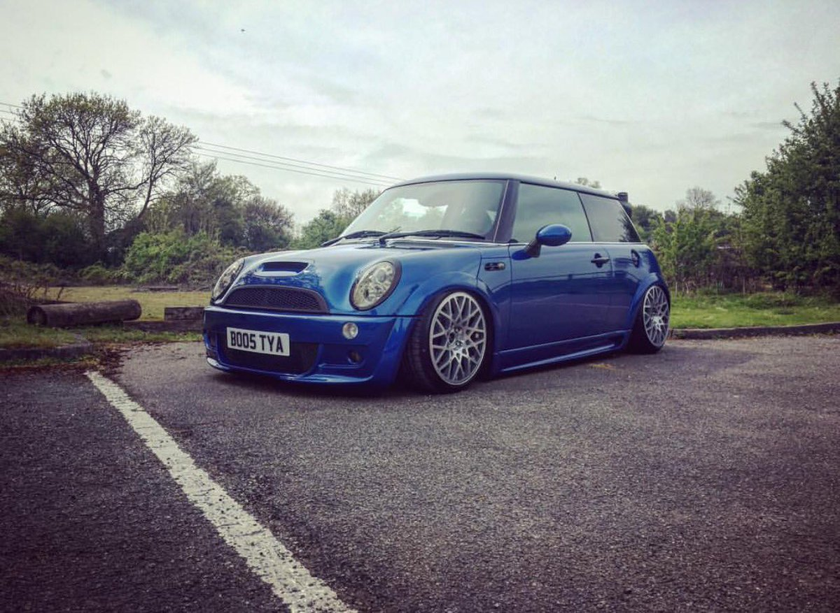 Herts Insurance On Twitter Mini Monday Coopers Bagged Rotiform Airliftperformane Gwing Supercharged