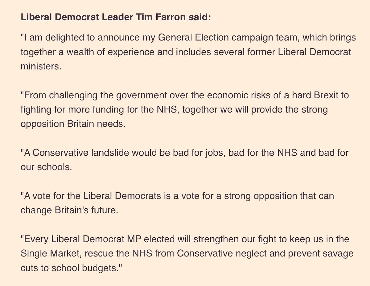 NEW: Jo Swinson, Vince Cable and Ed Davey all returning to the Lib Dem frontbench. The @LibDems confident they will win back their seats?