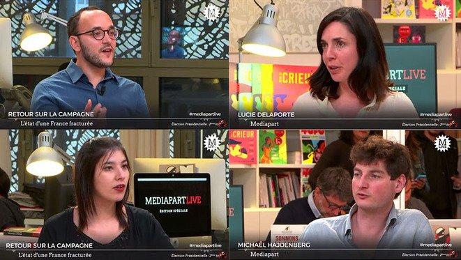 [REPLAY] – Les MacronLeaks et un retour sur la campagne  http:// mdpt.fr/2pVJW78  &nbsp;   #MediapartLive <br>http://pic.twitter.com/bHsYcb5yh9