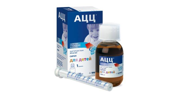 ацц детский инструкция по применению таблетки