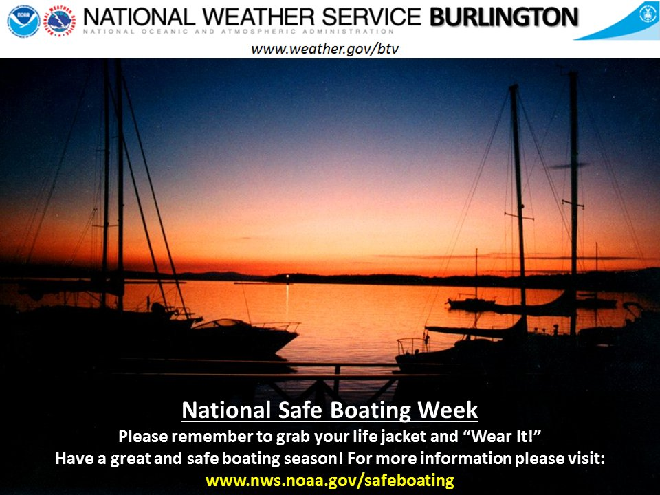 test Twitter Media - Have a great boating season, and always remember to wear your life jacket! https://t.co/b02sVEQaUO