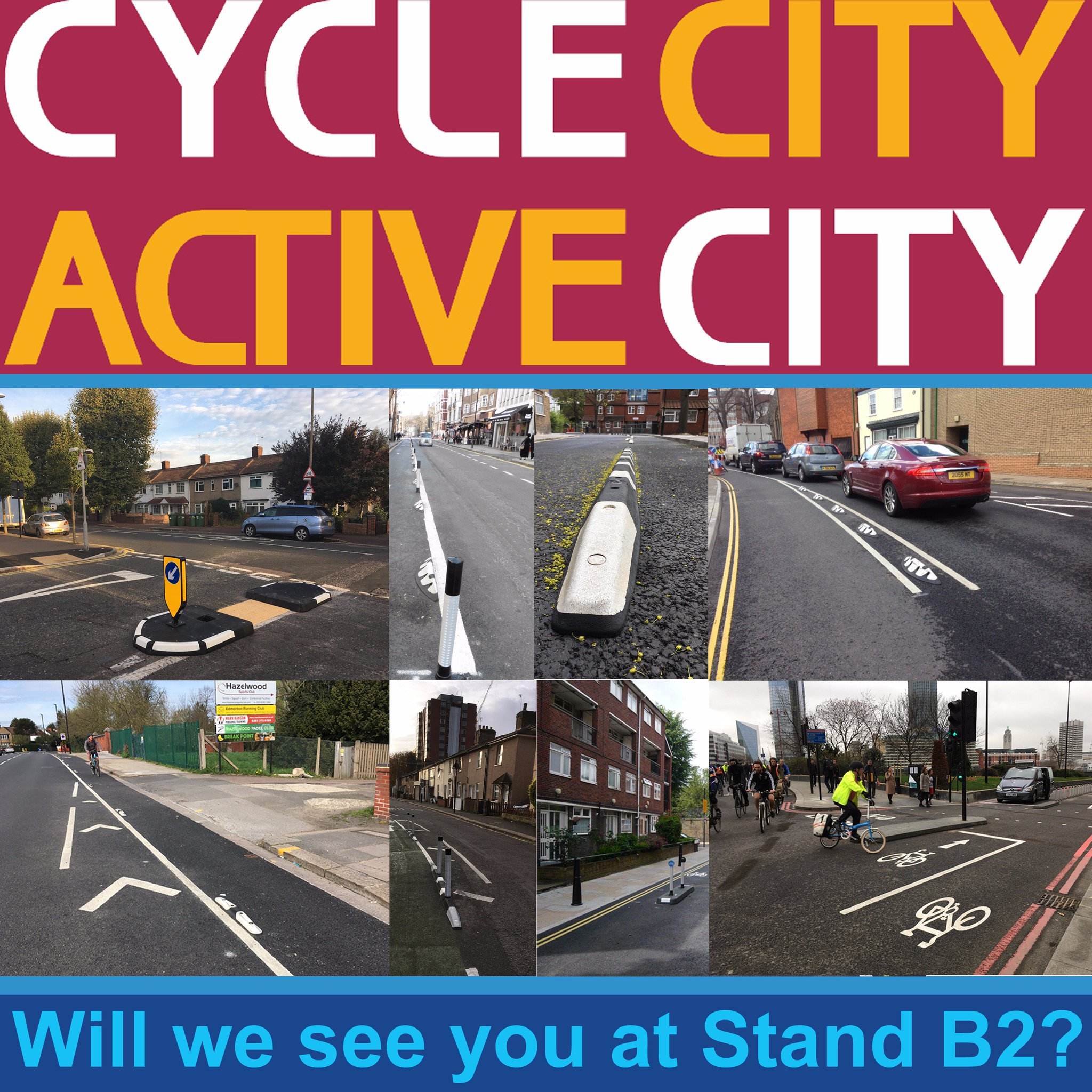 Cycle City starts on Thursday in Bradford, a showcase of cycle innovation.  Will we see you at Stand B2? #cycleactivecity #rediweldcycle https://t.co/13VhlqfdG2