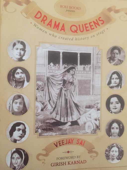 Read Drama Queens by @veejaysai Some context to actresses and what we've experienced through the ages. https://t.co/DpyVkXbDBK