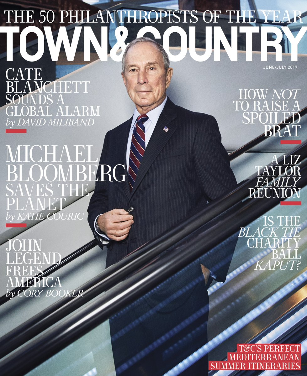 Image result for mike bloomberg magazine cover
