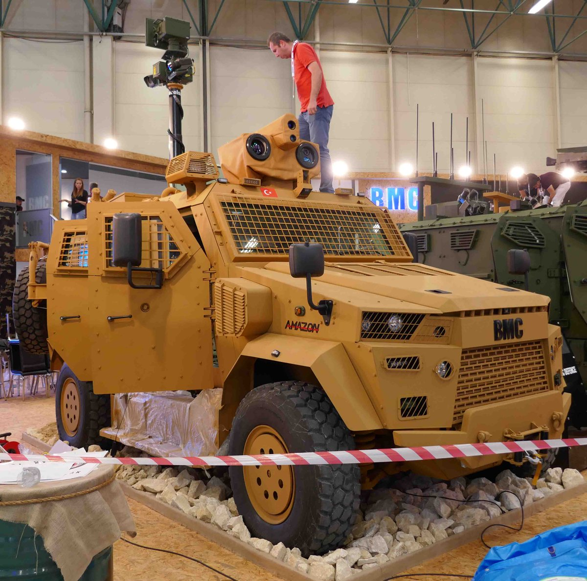 Turkey Defense Industry Projects C_TcGWUW0AEo-bv