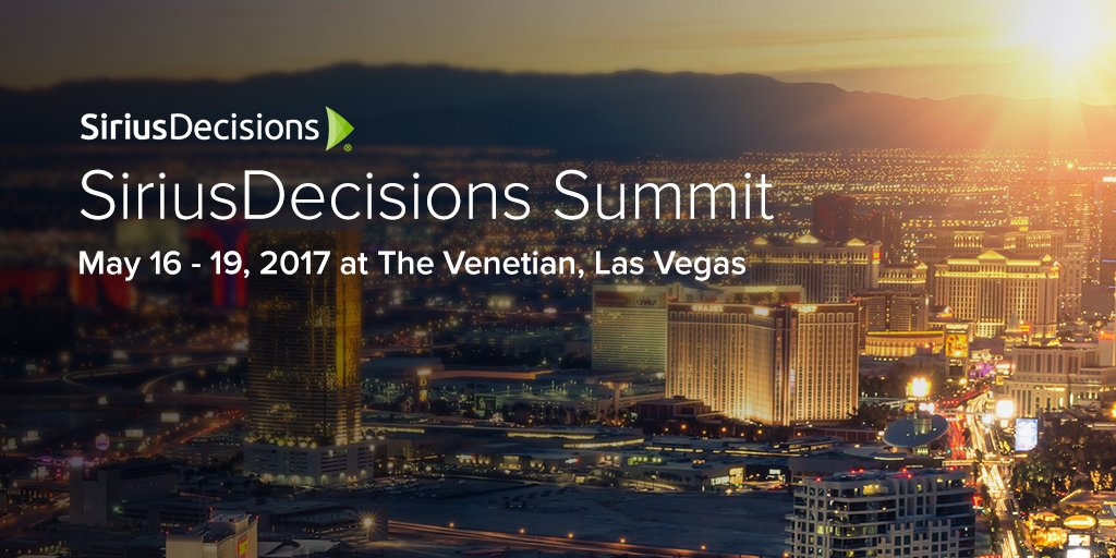 Where's the #SDSummit roll call? Retweet this if you're siriusly going. https://t.co/Mu5HGU4T7x
