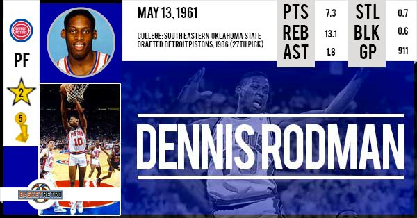 Happy Birthday Dennis Rodman