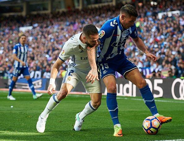 Theo Hernández ya sería jugador del Real Madrid