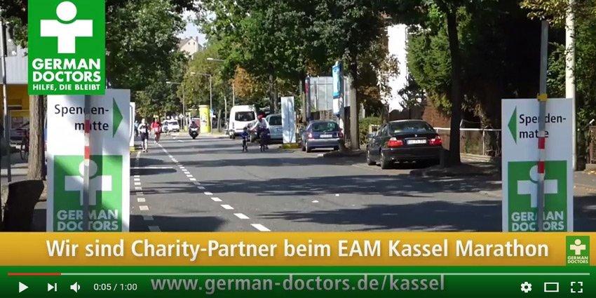 Seit vielen Jahren sind die wir Charity-Partner beim Kassel Marathon. Hier ein tolles Video über unser Engagement: https://t.co/qgdYwc60sB https://t.co/KYtmlR3NqS