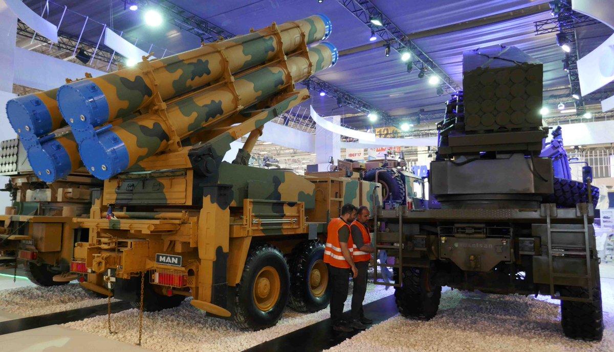 معرض الصناعات الدفاعية الدولي IDEF-17 ينطلق في إسطنبول.....تغطيه مصوره  C_TodEfW0AEY9N2