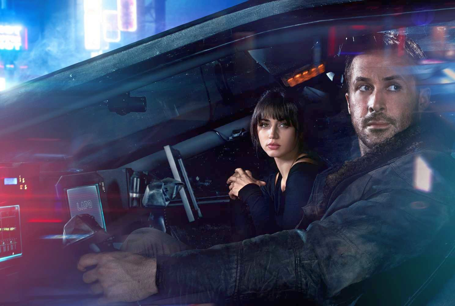 Blade Runner 2049 Trailer Featuring Harrison Ford, Ryan Gosling
