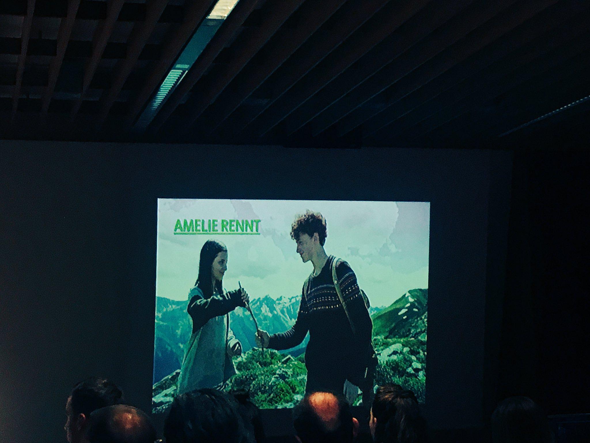 #tmcbz Wertz zeigt Trailer von neuen Produktionen, die verkauft werden derzeit oder schon anlaufen. https://t.co/i0wGXtOFKV