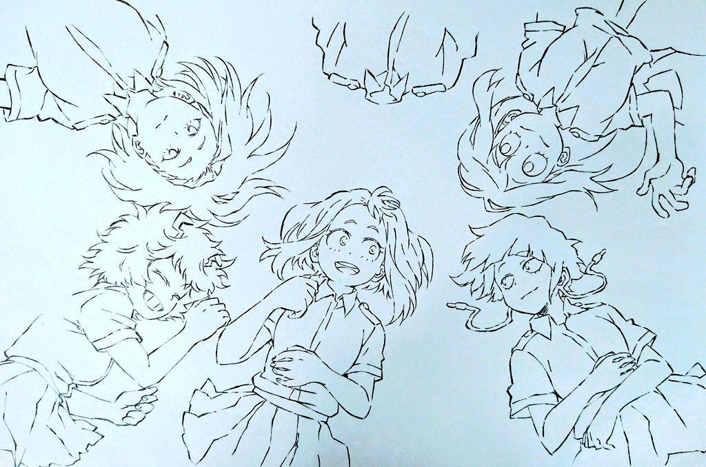 Crunchyroll On Twitter Genga Vs Anime