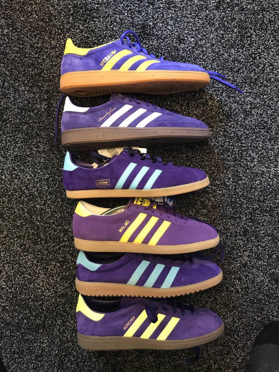 adidas spezial violet