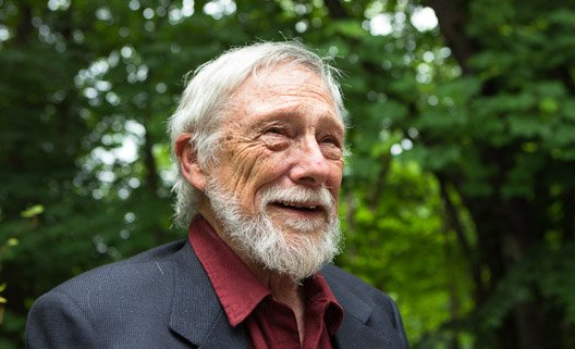 Join us in wishing Gary Snyder a happy birthday! He turns 87 today.