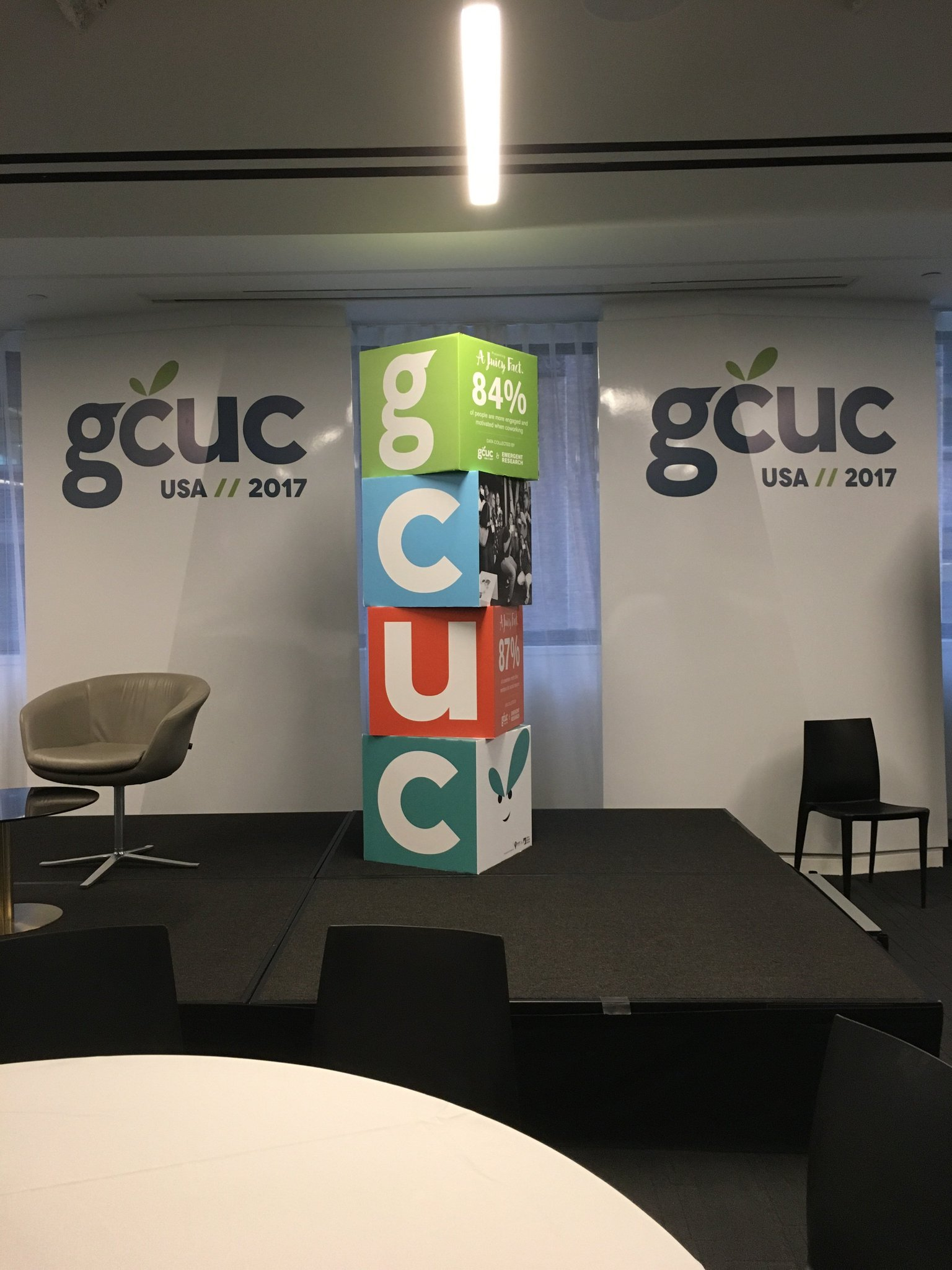 Vi Hub at GCUC last week learning latest coworking trends and getting recognition in opening talk by@Greg_Lindsay  @gcuc @BellWorksNJ https://t.co/slC3qgCYux