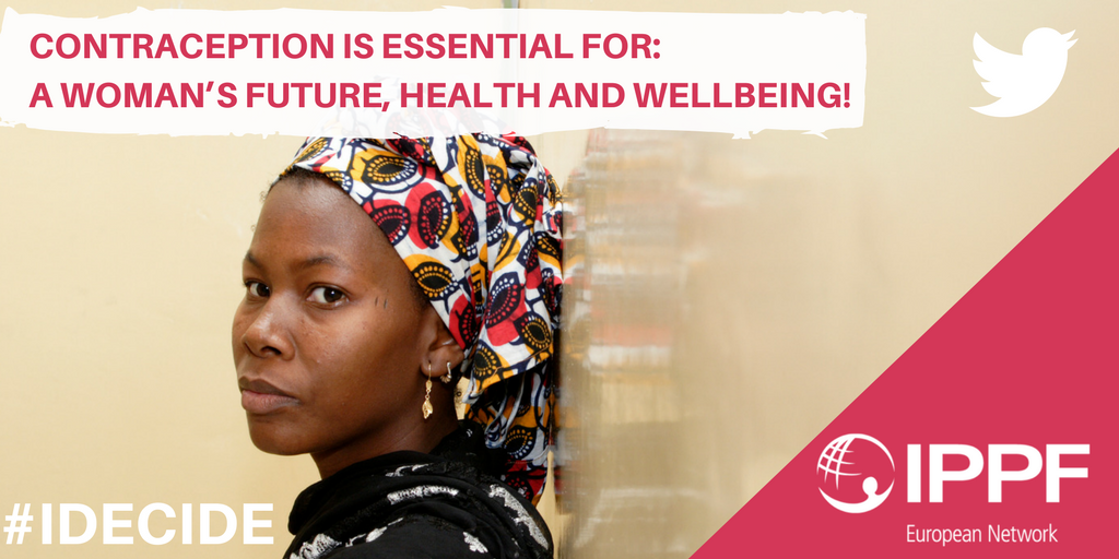 #DYK? Every govt can give every woman the contraceptive care she needs for less than $2 a month! #Idecide https://t.co/vKxJDCzDZ5