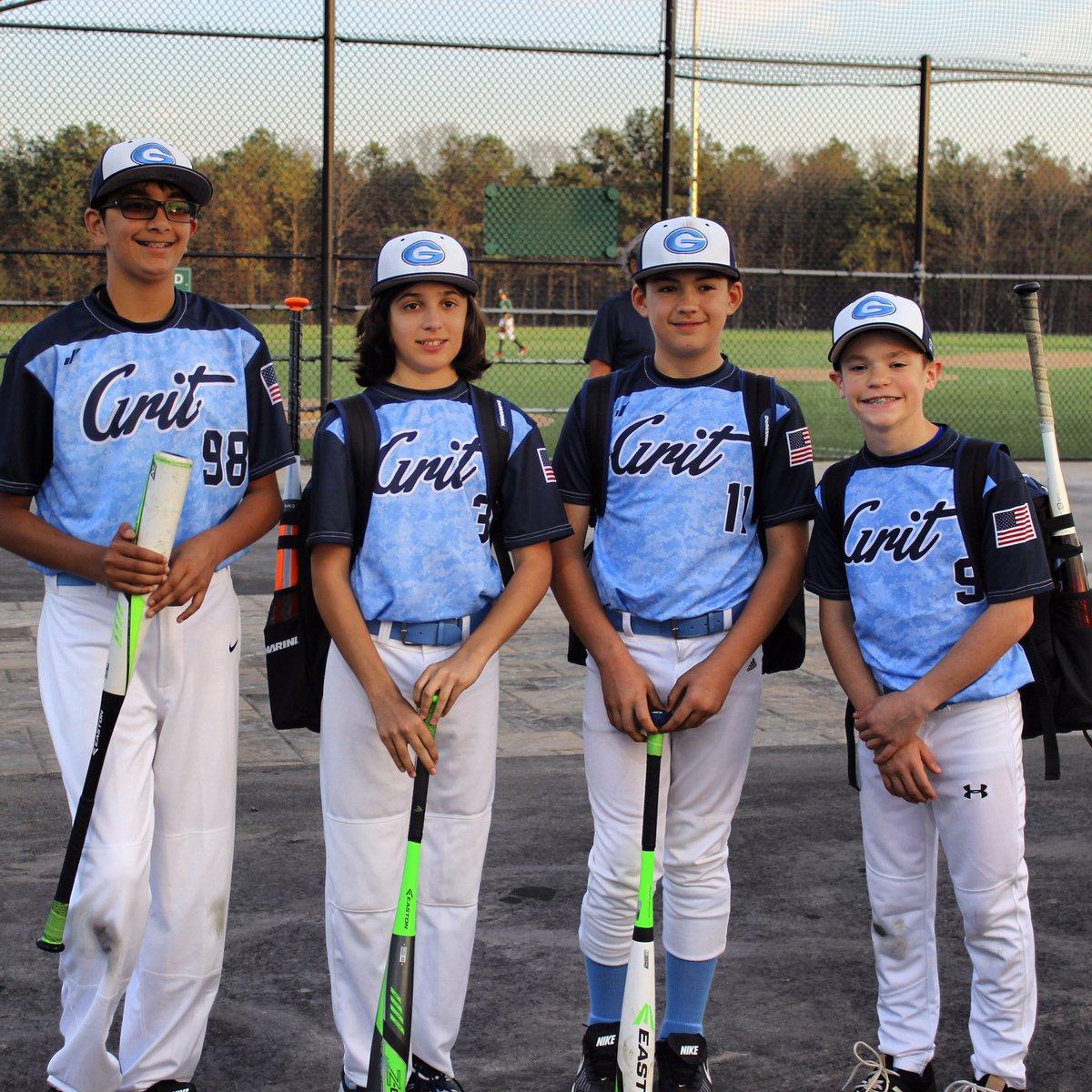 Grit baseball